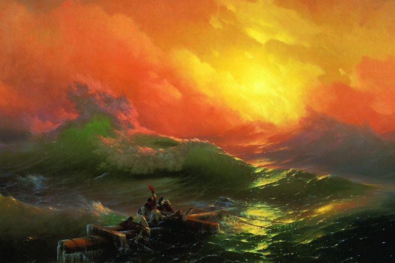 Die 9. Welle